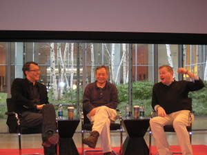 Times Center Ang Lee event 2013 01 29